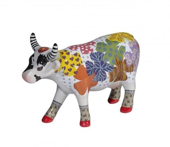 CowParade - Lucky Star - Mellem