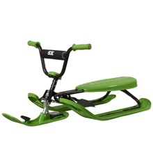 Stiga - Snowracer SX Pro Styrbar Kælk - Grøn