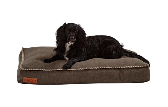 SACKit - DOGit - Cobana Large Hundepude - Brun