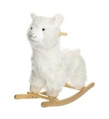 Teddy Kompaniet - Rocking Horse - Llama (TK12813)