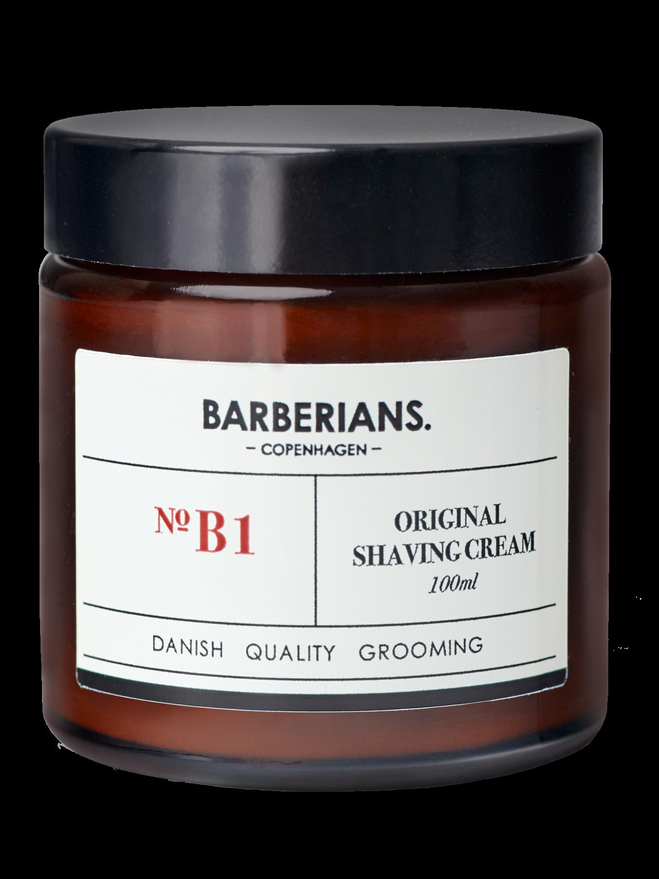 Barberians Copenhagen - Shaving Cream