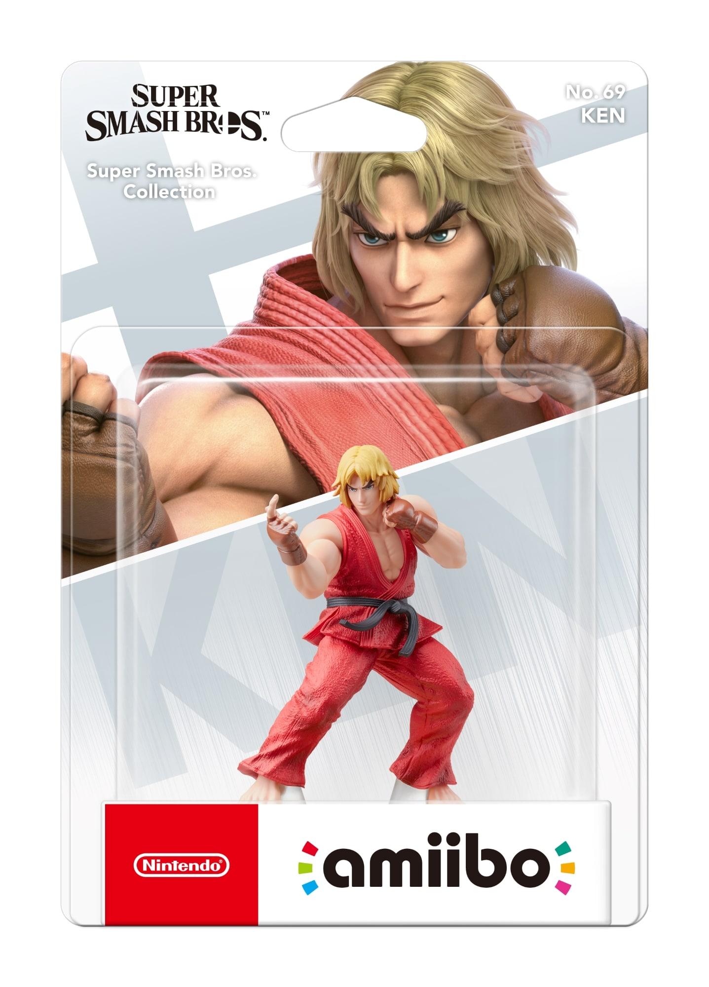 Amiibo Ken (Super Smash)