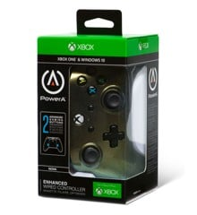 PowerA Xbox One Enhanced Wired - Cosmos Nova