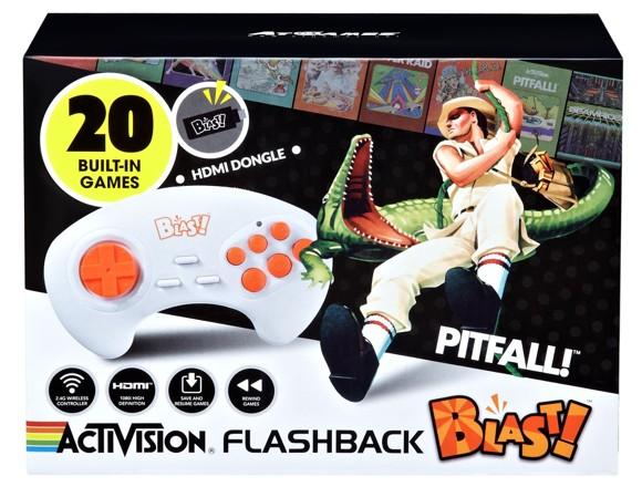 Retro Blast Activision Pitfall Consola (20 games)