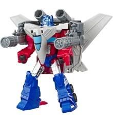 Transformers - Cyberverse Spark Armor - Optimus Prime (E4328)