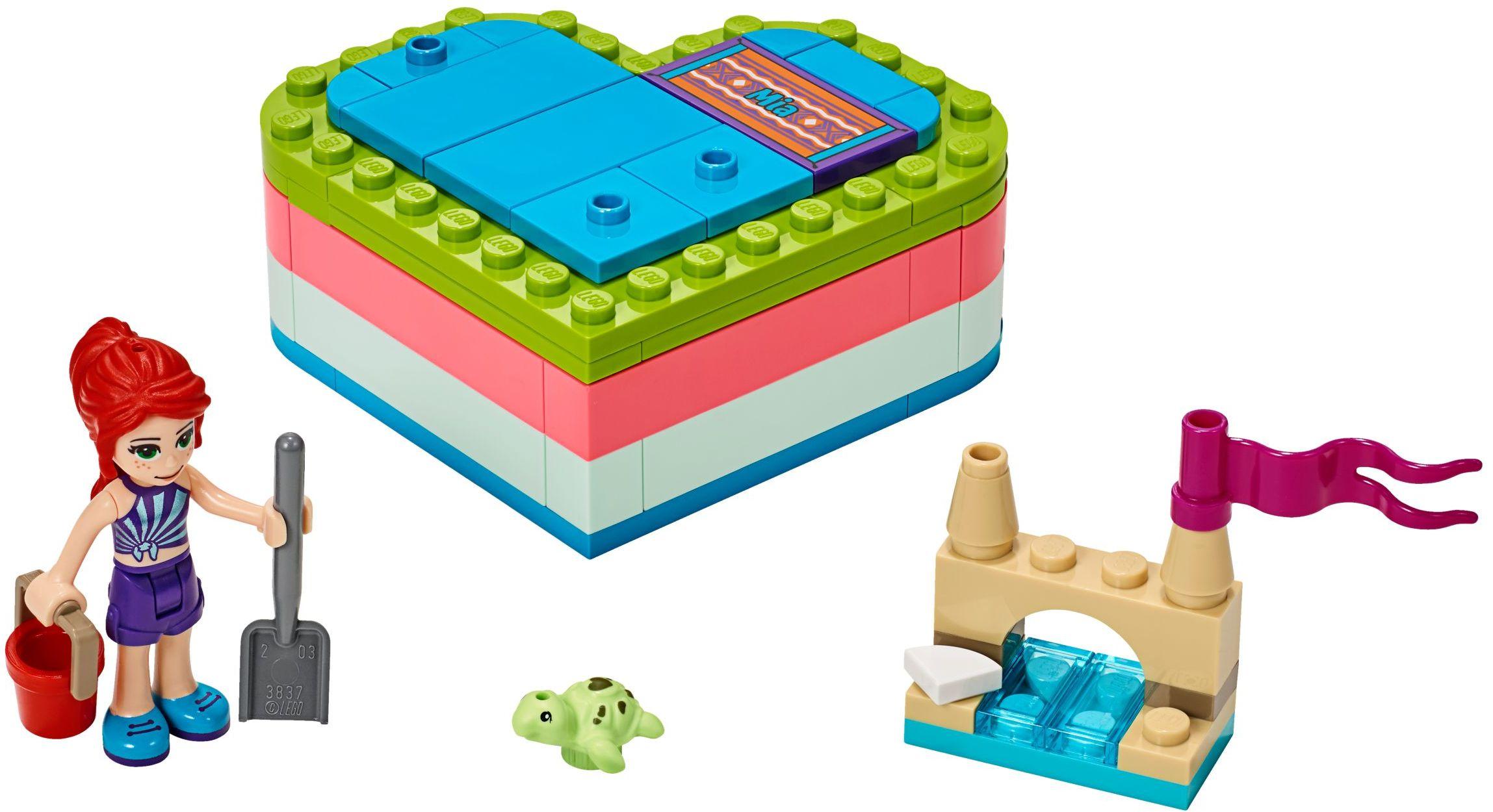 LEGO Friends - Mias sommerliche Herzbox (41388)