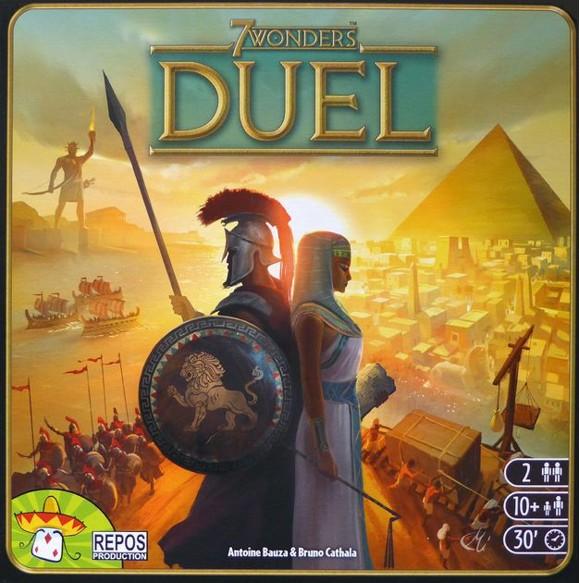 7 Wonders - Duel (Nordic)