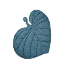 Nofred - Leaf Blanket - Petroleum