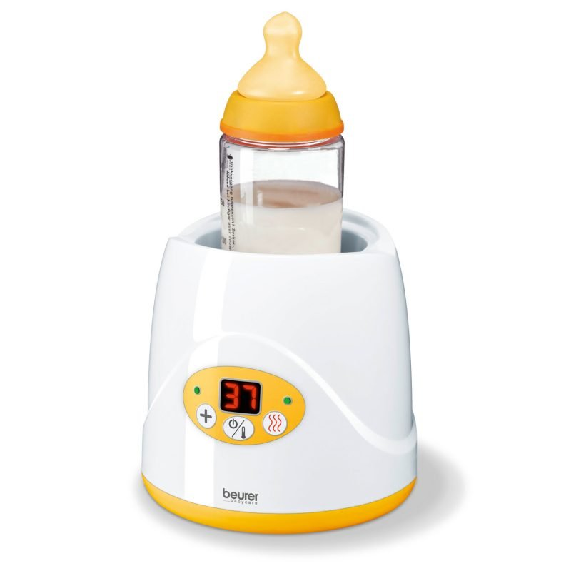 Beurer - Digital Baby Food and Bottle Warmer BY52 80 W - 3 years warranty