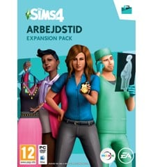 The Sims 4 - På Jobben (Code via email)