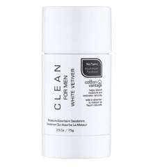 Clean - White Vetiver For Men Deo stick 75 g
