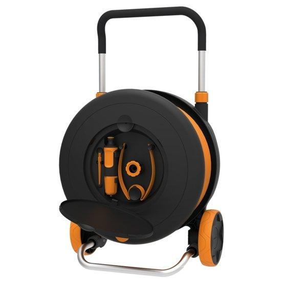 Fiskars - Waterwheel L With 30m Hose