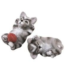 Klarborgnisser - Miv & Nulle Katte