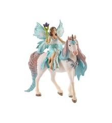 Schleich - Bayala - Fairy Eyela with princess unicorn (70569)