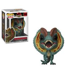Funko POP! vinyl collectable figure - Jurassic Park - Dilophosaurus #550