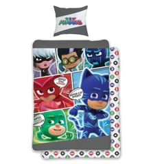 PJ Mask - Bedding - Calling Out all Heroes (adult size 140 x 200 cm)