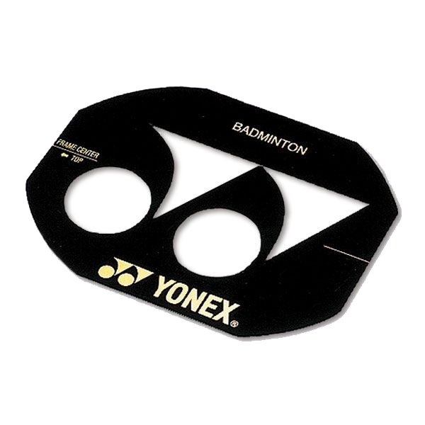 Yonex AC418 STENCIL CARD