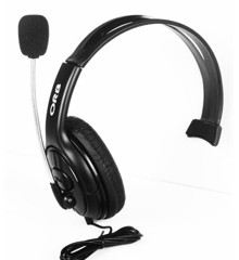 Xbox 360 Elite Headset - Black 555