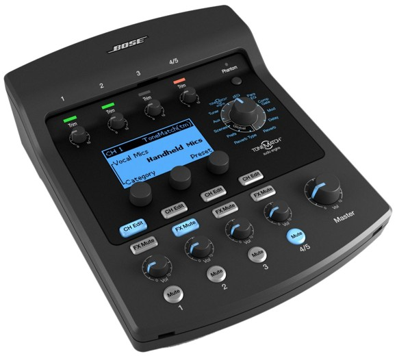 Bose - T1 ToneMatch - Digital Multichannel Mixer