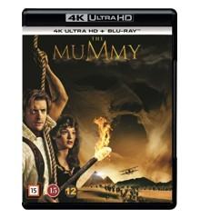 Mummy, The (Brendan Fraser) (4K Blu-Ray)