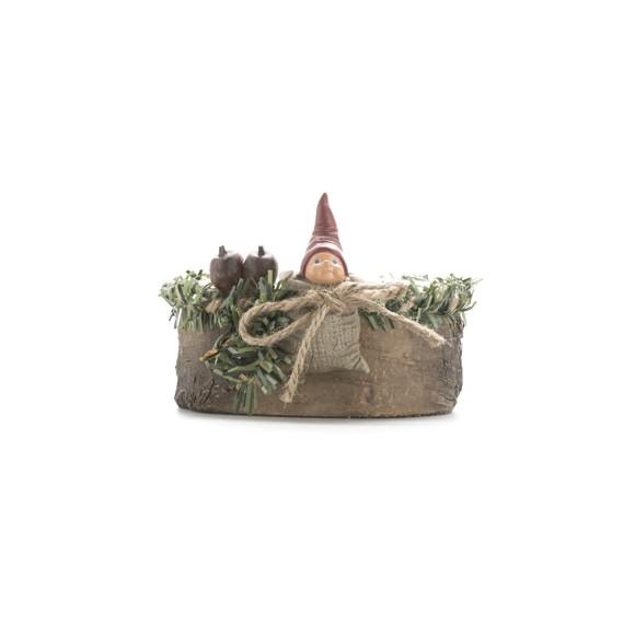Klarborgnisser - Nisserik Calendar Stick (93110)