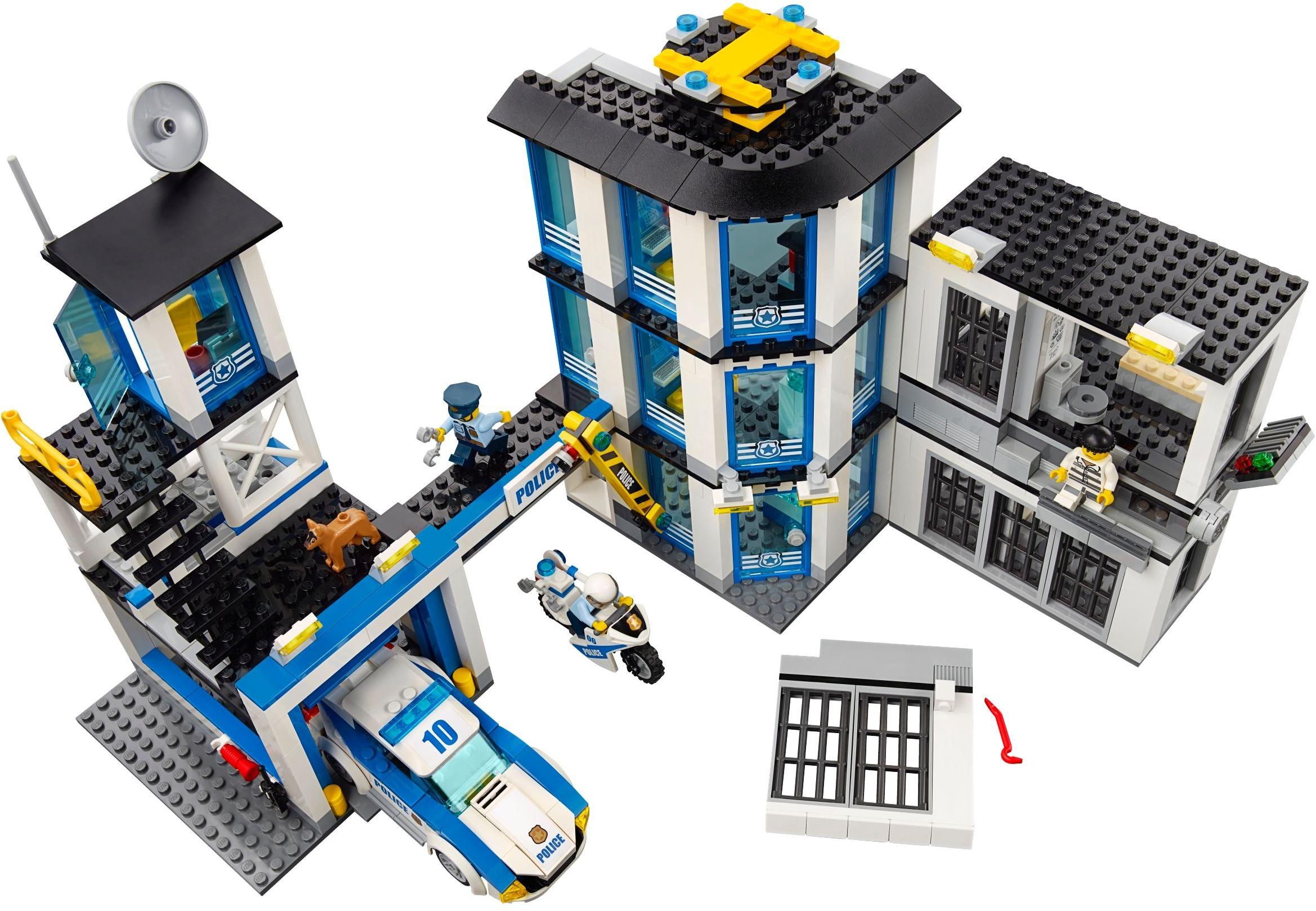 Buy LEGO City - Police Station (60141)
