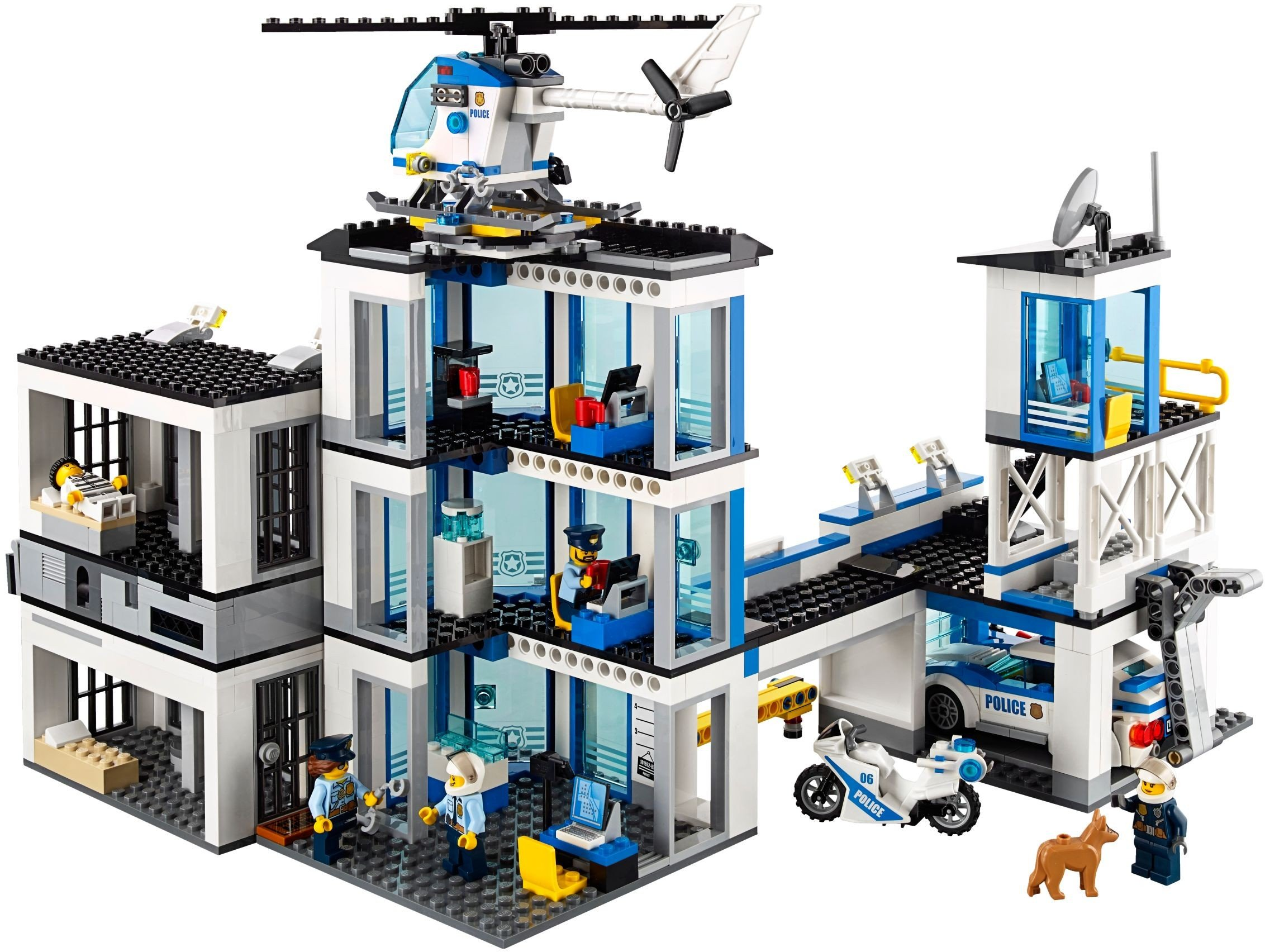 Kaufe LEGO City - Police Station (60141)