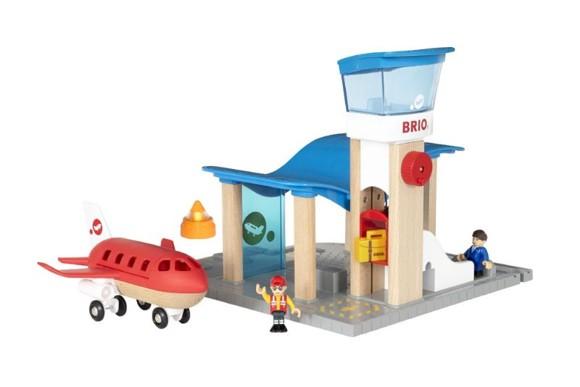 BRIO - Flyplass (33883)