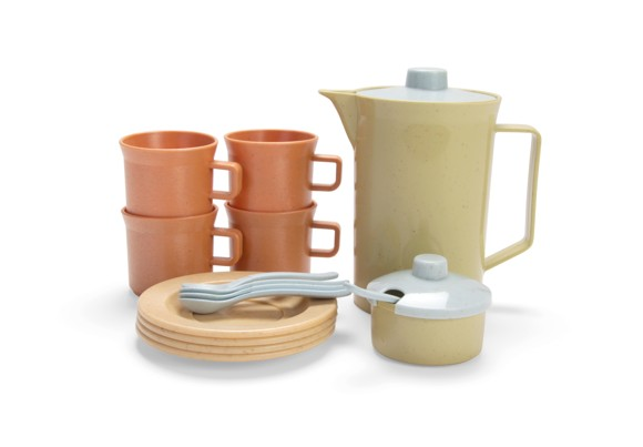 Dantoy - BIOPlastic - Coffee Set (5640)