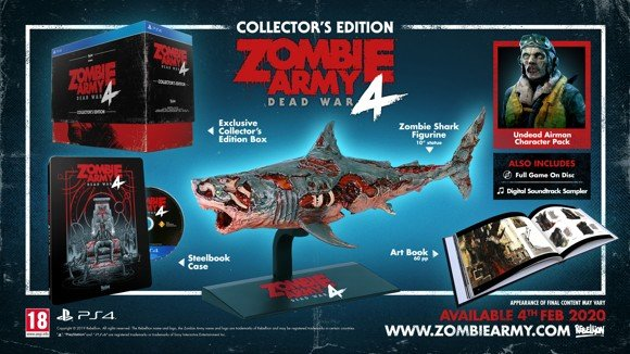 Zombie Army 4: Dead War (Collector's Edition)