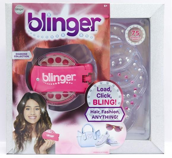 Hairblinger - Pink