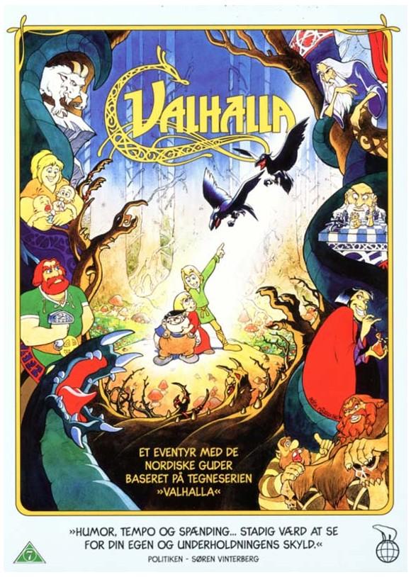 Valhalla - DVD