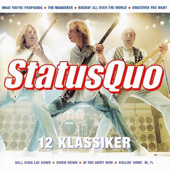 Status Quo – 12 Klassiker - CD