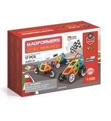 Magformers - Byggesæt med Fantastiske køretøjer (3068)