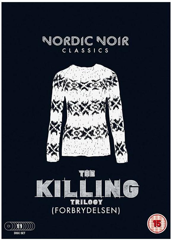 Forbrydelsen /  The Killing: The Trilogy (Seasons I-III) (11-disc) - UK - DVD
