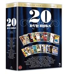 Nordisk Film Klassikere - 20 DVD Boks
