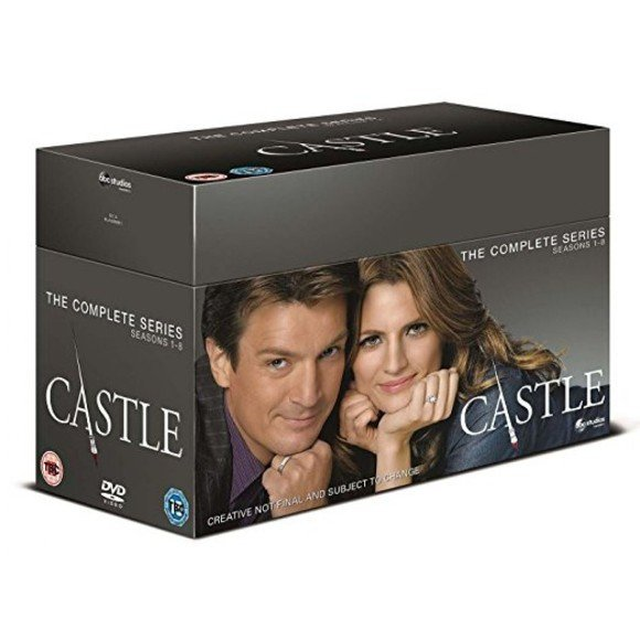 Castle: Season 1-8 Complete
