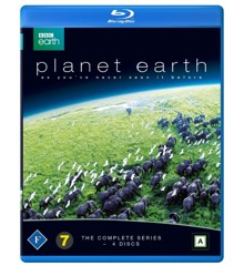 Planet Earth/Vores Planet - Season 1 (Blu-ray)