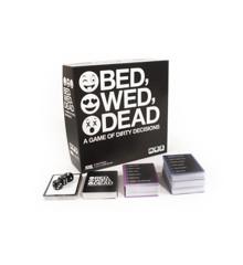 Bed, Wed, Dead (Engelsk) (SBDK1111)