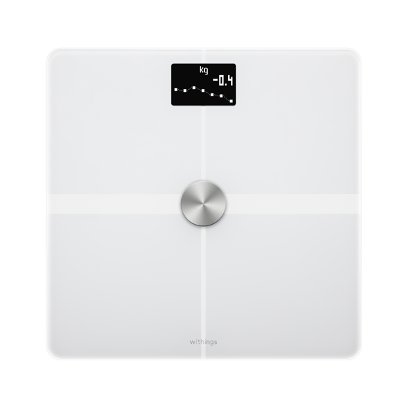 Withings - Body+  Composition Wi-FI Scale - White