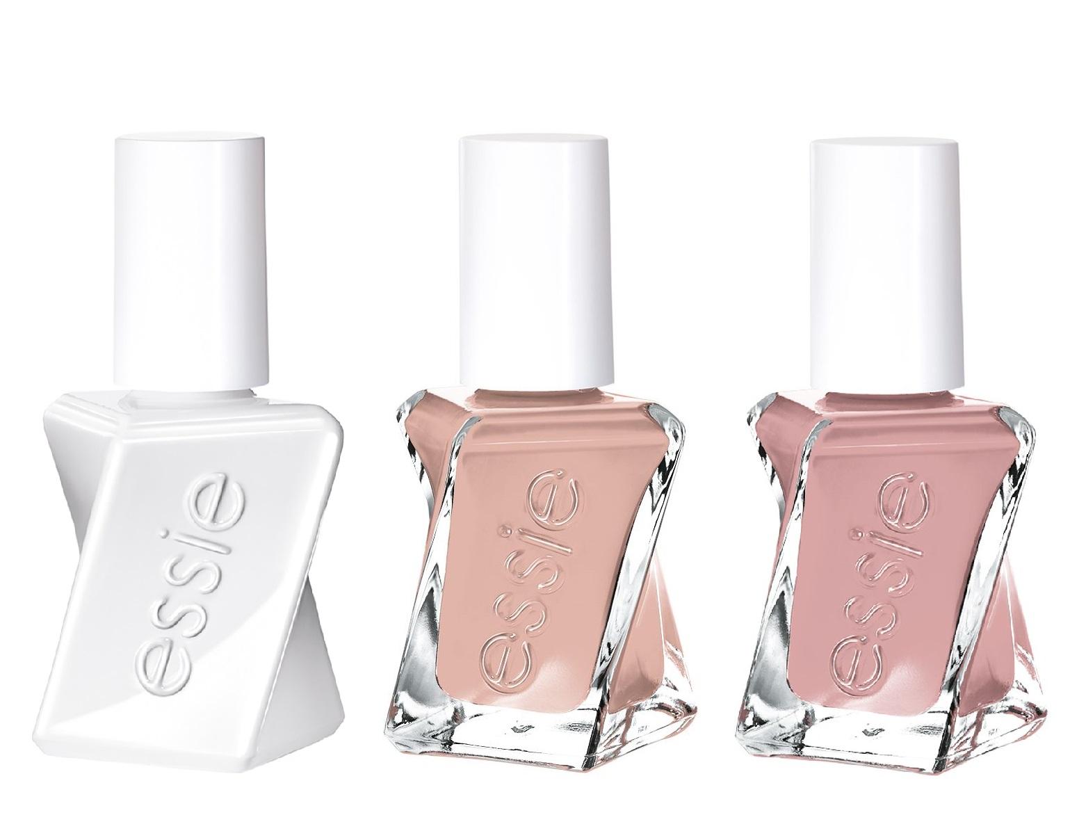 Buy Essie Gel Couture Nail Polish Nude Essentials Set