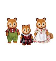 Sylvanian Families - Familien Pandabjørn