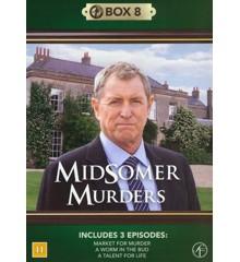 Midsomer Murders: Box 8 - DVD