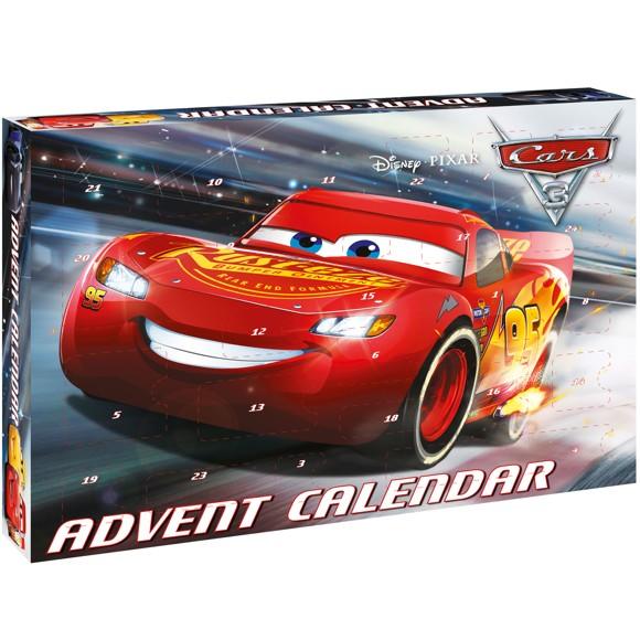 Adventskalender - Cars