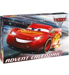 Julekalender - Cars