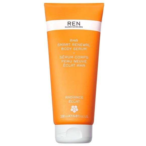 REN - Radiance AHA Smart Renewal Krops Serum 200 ml