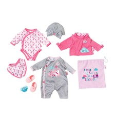 Baby Born - Deluxe Care and Dress (823538)