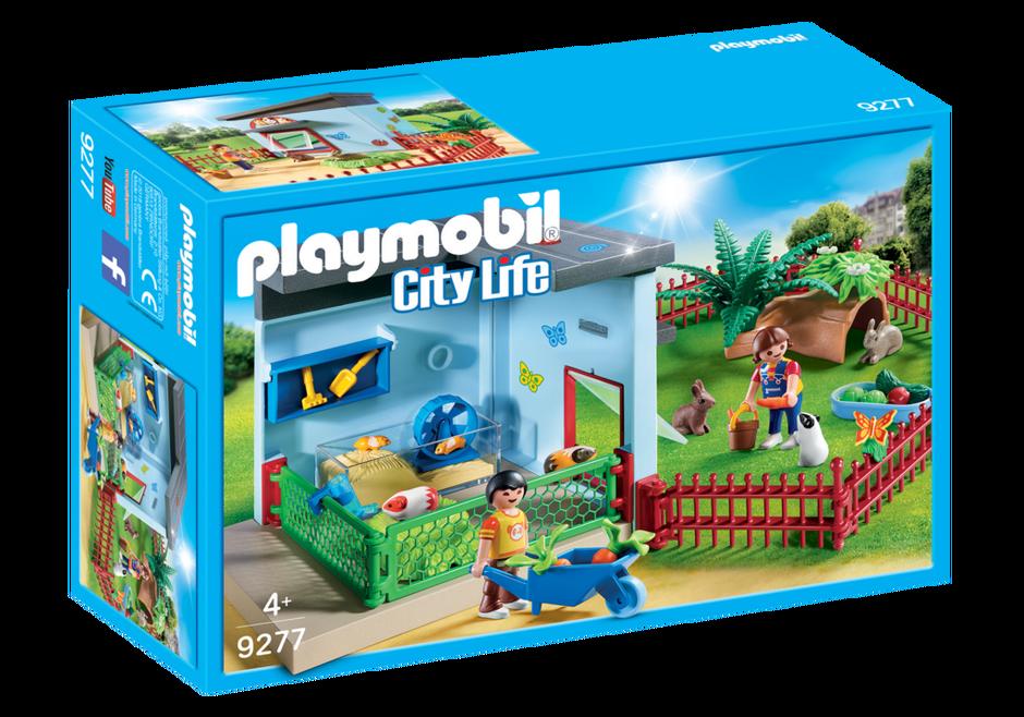 Playmobil - Small Animal Boarding (9277)
