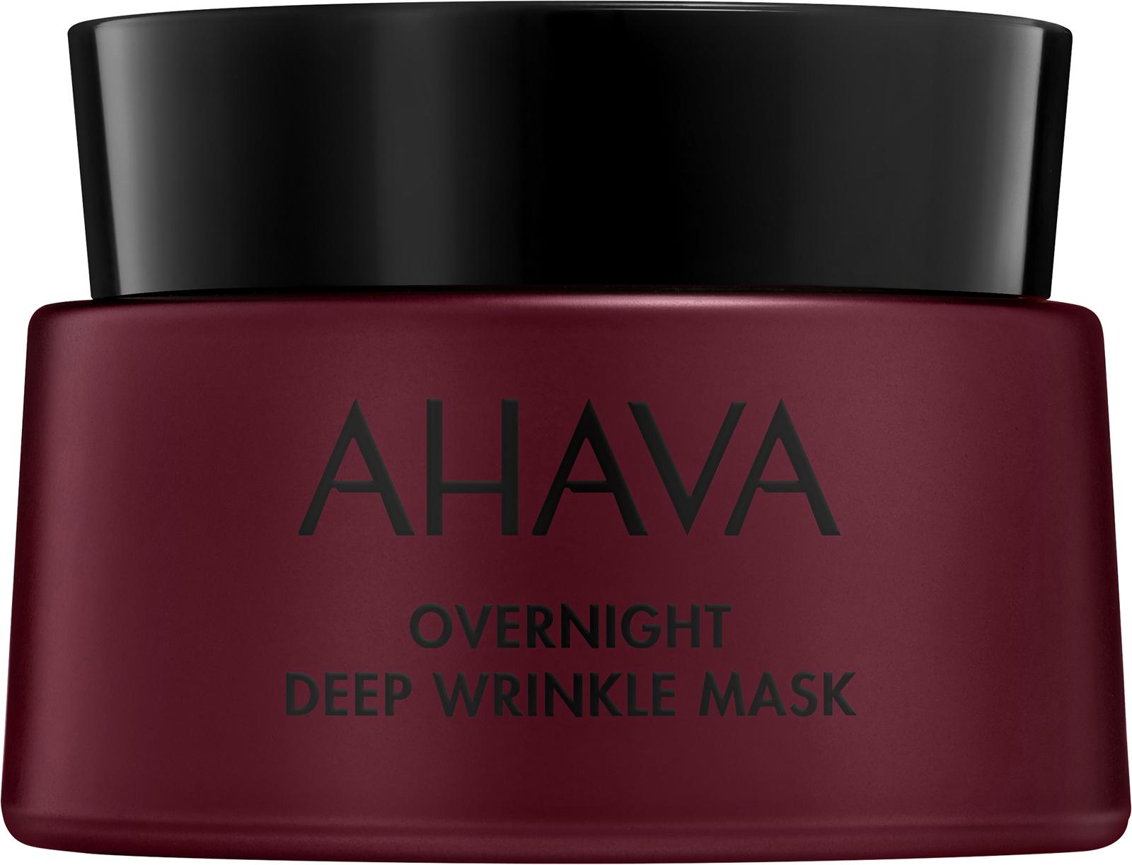 Bilde av Ahava - Apple Of Sodom Overnight Deep Wrinkle Mask 50ml