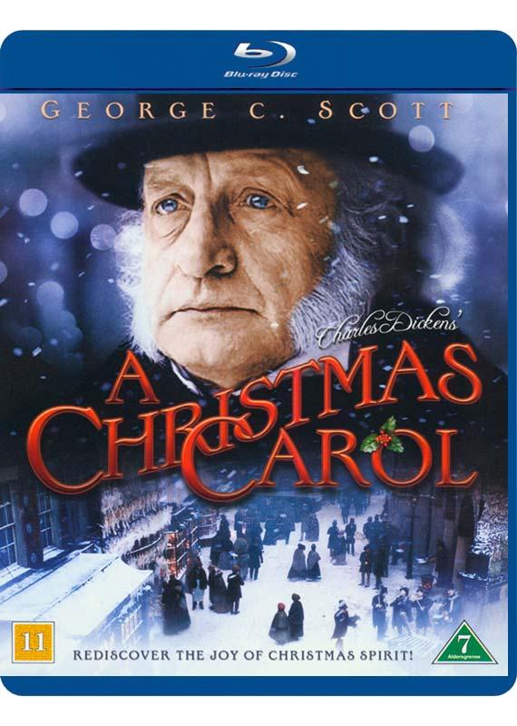 Christmas Carol, A (George C. Scott) (Blu-ray)